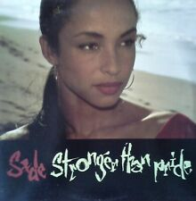 Sade / Stronger Than Pride uk 1988 460497-1 very good lp vinyl