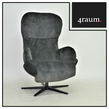 Armelia Relaxing Armchair Made of Fabric TV Relaxfunktion Comfortable Electric