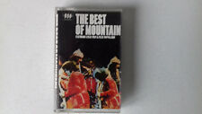 MOUNTAIN   THE BEST OF MOUNTAIN   CASSETTE TAPE