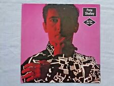 Pete Shelly No One Like You/If You Ask Me 1983 Genetic 12XS2 Townhouse Press NM-