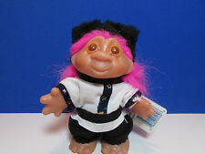 """1986 Nikita With Hang Tag - 5"""" Dam Norfin Troll Doll - Excellent"""