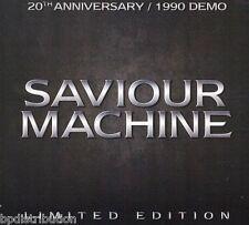 SAVIOUR MACHINE - 20th ANNIVERSARY/1990 DEMO (CD, Retroactive) Christian Goth