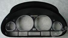 BMW E46 Tacho-Gehäuse Cluster Speedo Kombiinstrument wie M3 Titanringe M-Logo