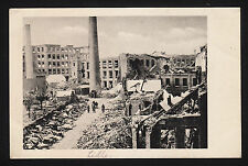37779/ AK - 1. Weltkrieg - Explosion in Lille - *