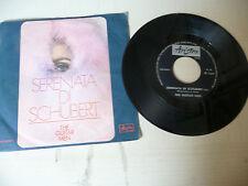 """THE GUITAR MEN""""SERENATA DI SCHUBERT- disco 45 giri ARISTON It 1969"""" PERFETTO"""
