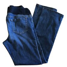 Liz Lange Maternity Preowned Blue Jeans Size 10