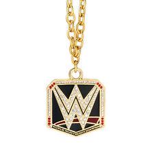 WWE World Heavyweight Championship Pendant NEU Kette Anhänger