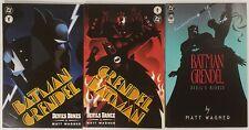 3 Batman Grendel Graphic Novels 1993-1996 DC Comico Deal!