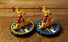 DC Heroclix Legacy Impulse #028 #029 Set Pre-owned No Cards