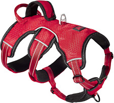 New listing Tracker - No Pull Dog Harness | Front And Back Leash Attachment Points | 3M Refl