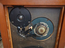 ACOUSTIC RESEARCH AR-3A TWEETER REPLACEMENT- FRONT WIRED CONFIGURATION