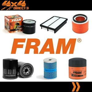 FRAM FILTER KIT FOR FORD FOCUS 09-11 2.0 LV AODA 4 CYL PETROL