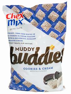 Chex Mix Muddy Buddies Cookies & Cream Snack Mix 7 oz