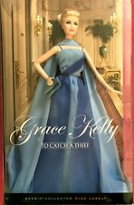 "Grace Kelly Barbie ""TO CATCH A THIEF"" 2011 T7903 NRFB. Box & Doll In Exllnt Cond"