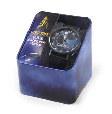 Star Trek U.S.S. Enterprise Watch - The Wristwatch For Trekkies