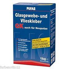 Glasfasertapetenkleber Vlieskleber in Pulverform 1kg