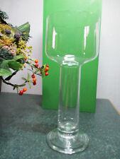 Vase Glasvase 21,8cm Bueno Thomas Glas gemarkt