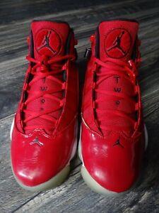 "Nike Jordan 6 Rings ""Win Like 96"" Red Black. 322992-601 Sz7.5 P1L414826A*"
