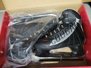 Cougar soft foot hockey skates size 12