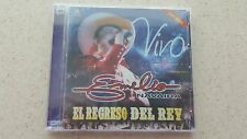 Emilio Navaira     EL REGRESO DEL REY  (NEW CD&DVD)         2010 Apodaca Records
