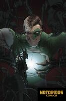 Green Lantern #1 Quitely Variant DC Comics 1st Print 11/07