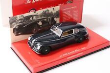 1:43 Minichamps Alfa Romeo 6C 2500 Freccia d´Oro 1947 dark blue