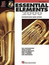 Essential Elements 2000 Bk. 2 : Tuba (2000, Paperback)