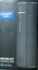 *BRAND NEW* Ultimate Ears - MEGABLAST Smart Portable Wi-Fi & Bluetooth Speaker