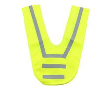 Neon Sicherheitskragen Warnweste Sicherheits Warnkragen Signalkragen Weste NEU