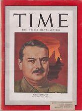 Time Magazine Russia's Zhdanov cover December 9 1946