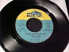 AD LIBS Johnny My Boy / I'm Just A Down Home Girl NORTHERN SOUL 45~BLUE CAT Hear
