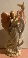 Seraphim Classics Angel's Touch The Dedication Angel #78122 Roman 1997 Figurine