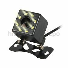 Kamera Rear Auto KFZ Rückfahrkamera Car Kamera Universal Nachtsicht LED Lichts
