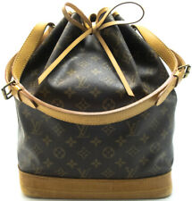 LOUIS VUITTON SAC NOE SCHULTERTASCHE SHOULDER BAG BEUTELTASCHE TASCHE PATINA 5