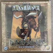 Tannhauser Daedalus Map Supplement NEW SEALED  Fantasy Flight Games