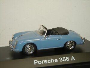 Porsche 356A Speedster - Schuco 1:43 in Box *38069