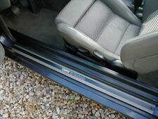 2x BMW M Technic Einstiegsleisten Aufkleber Satz e30 M3 e21 e28 e36 e9 3.0 CSL