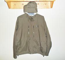 Men's Patagonia Fly Fishing H2no Waterproof Hooded Jacket size XXL 2XL