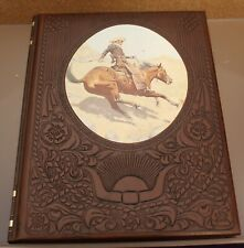 TIME LIFE BOOKS - THE OLD WEST - THE COWBOYS - WILLIAM H FORBIS