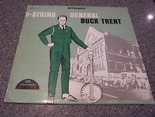 "Buck Trent ""5-String General"" RARE !! BOONE RECORDS LP #BLPS-1213 PORTER WAGONER"
