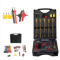 Multifunction Auto Circuit Tester Lead Kit Diagnostic Tools Wire Adapter Cables