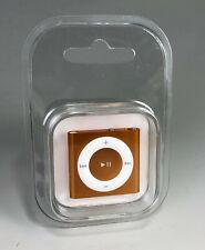 Apple iPod shuffle 4th Generation Orange / Gold  (2GB) Sealed New In Box