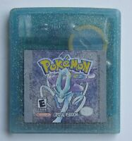 AUTHENTIC Pokemon Crystal Version New Save Battery GBC