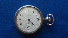 Waltham  16s 17 Jewel Pocket Watch