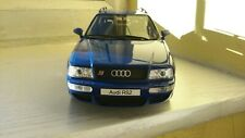 1.18 Otto Audi rs2 raíces en Azul ot91