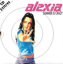 ALEXIA - Summer is crazy - 2 Tracks
