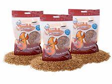 3Kg Chubby Dried Mealworms High Protein Wild Bird Chicken Food Treat