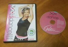 3 2 1 Dance (DVD, 2008) Petra Kolber workout fitness exercise three two one