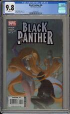 BLACK PANTHER #20 - CGC 9.8 - 2039461007