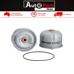 Ryco Oil Filter FOR LAND ROVER DEFENDER LD (R2698P)